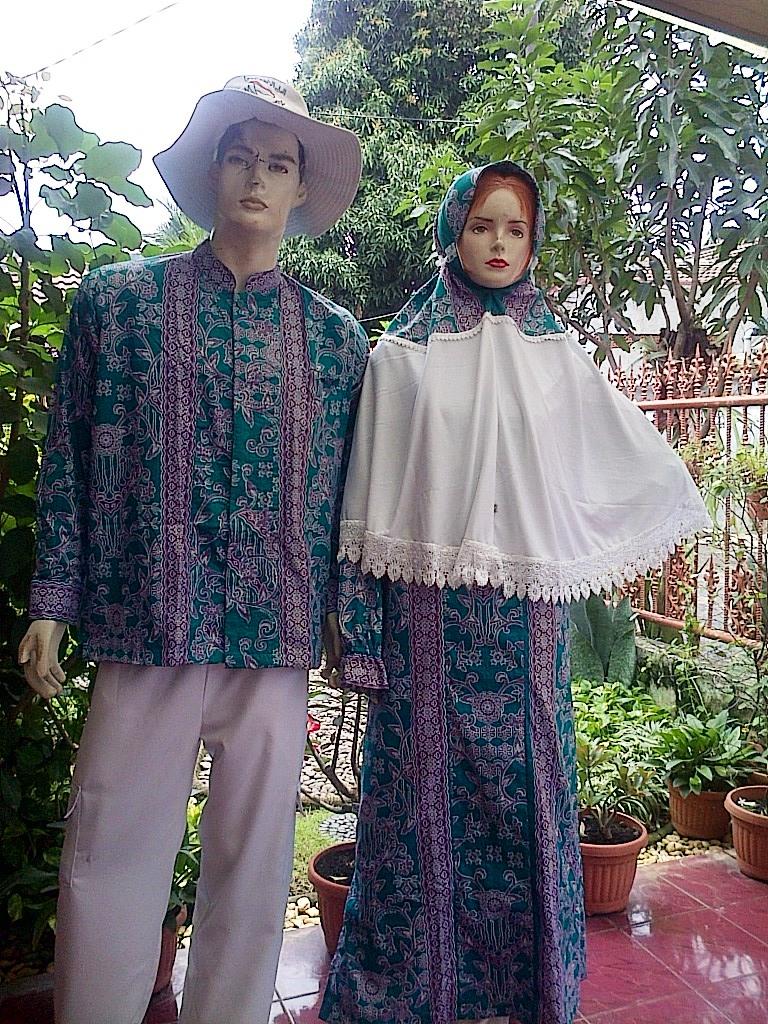 10 Inspirasi Gambar Baju Batik Haji