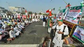 farmer-bharat-band-delhi