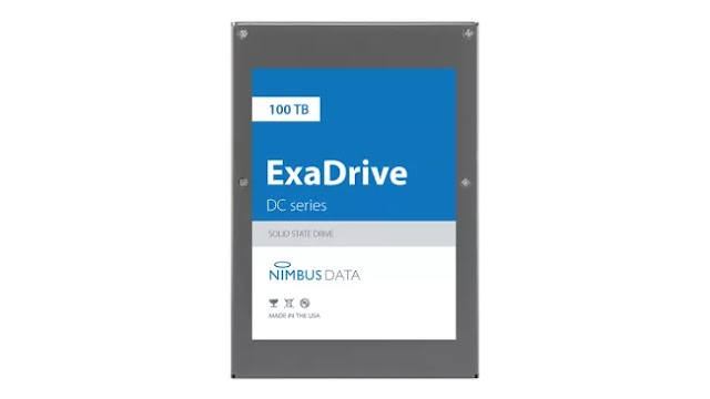 Exadrive: At 100TB, the world's biggest SSD gets an (eye-watering) tag