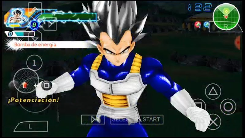 Dragon Ball Super Jump Force Full Game ISO For PSP Android
