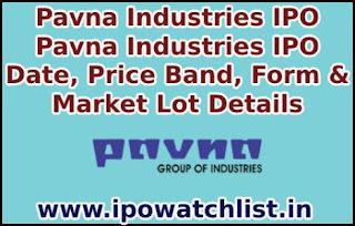 Pavna Industries IPO