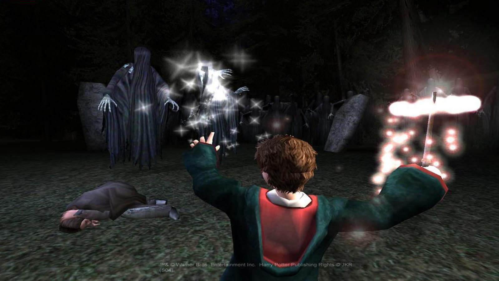 تحميل لعبة Harry Potter And The Prisoner Of Azkaban مضغوطة برابط واحد مباشر + تورنت كاملة مجانا