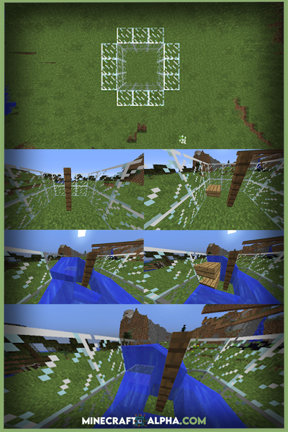 How to Make an AFK Pool