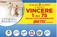 Logo Una ventata di Freschezza con SC Johnson : vinci 75 piccoli elettrodomestici Imetec