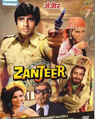 Zanjeer 1973 Hindi 720p DVDRip 1GB