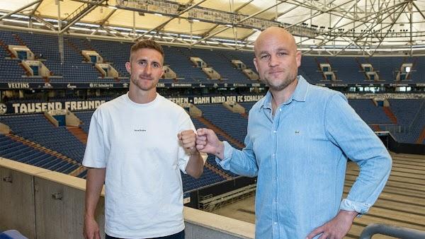 Oficial: El Schalke 04 ficha a Ranftl