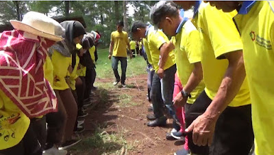 Outbound Training dan CityTour 8
