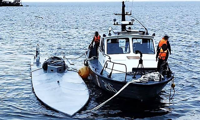Perú decomisa narcosubmarino