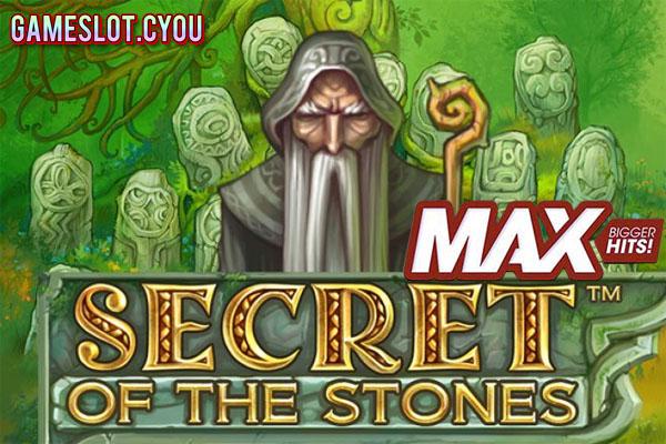 Secret of the Stones MAX - Game Slot Terbaik NetEnt