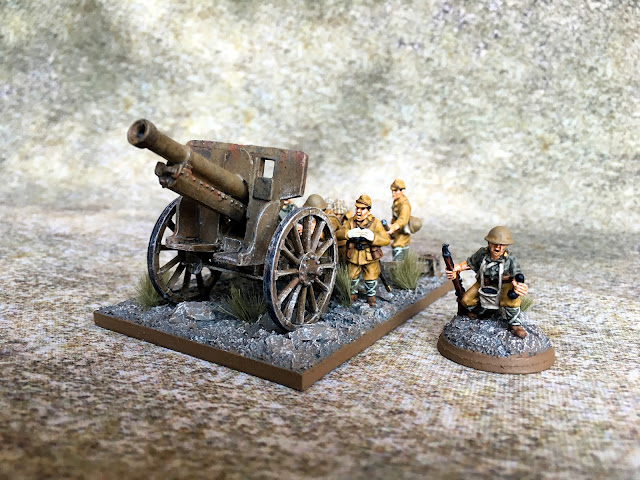 Warlord Games 28mm Japanese Type 91 for Bolt Action