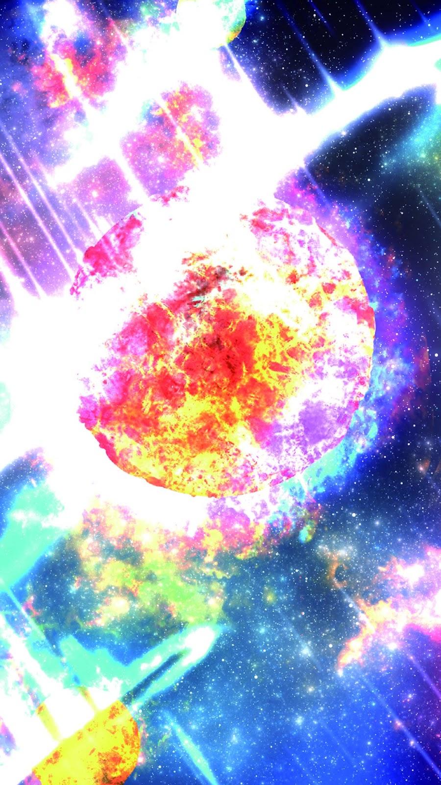Universe cosmos