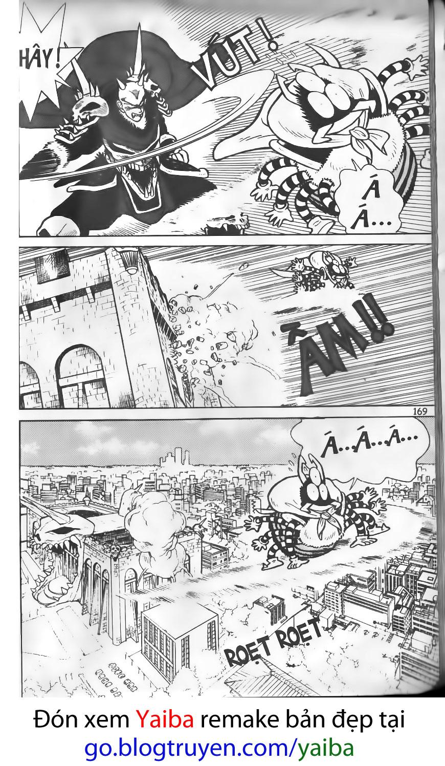 Yaiba chap 39 trang 6