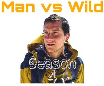 Man vs Wild Bear grylls season 4 All episodes in hindi