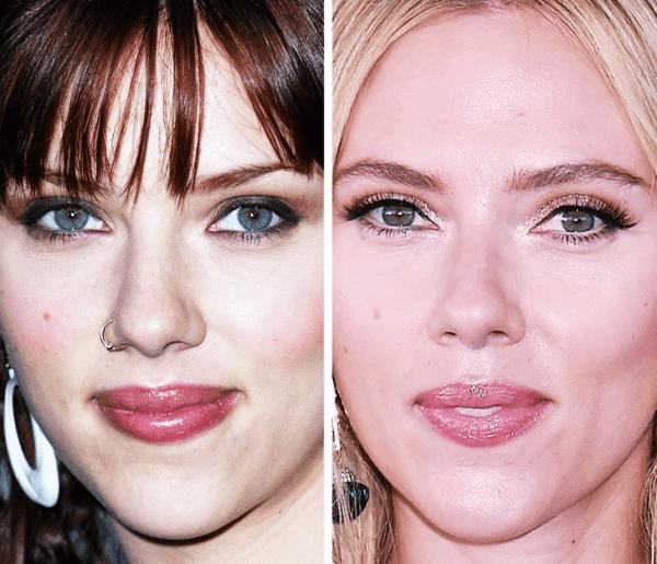 Scarlett Johansson - 17 Yaş ve 35 Yaş
