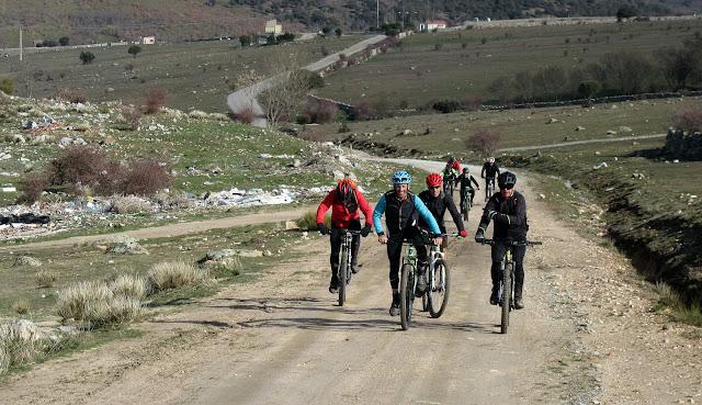AlfonsoyAmigos - Rutas MTB - San Rafael