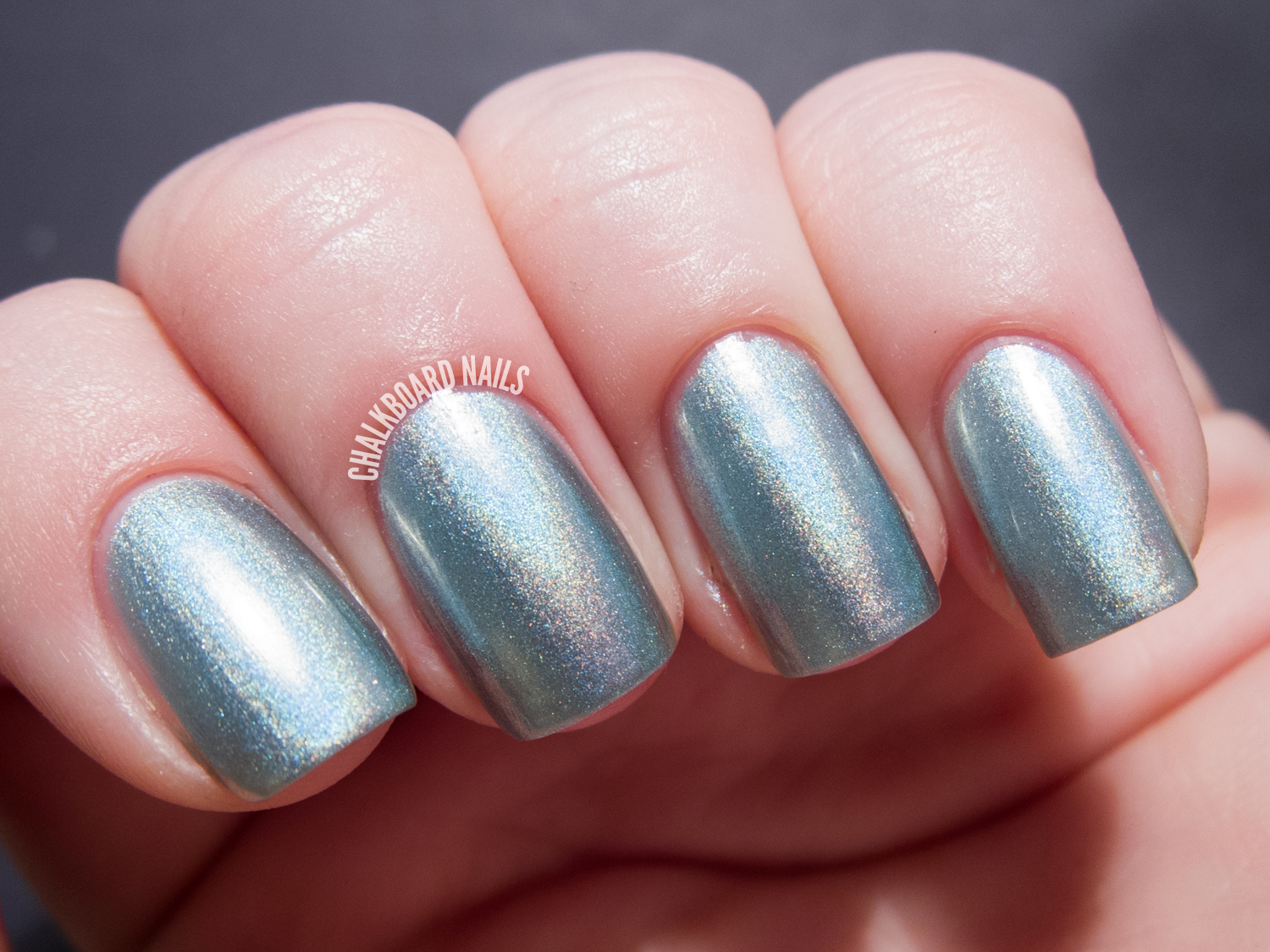 China Glaze Hologlam Collection Don't Be a Luna-Tic nail polish