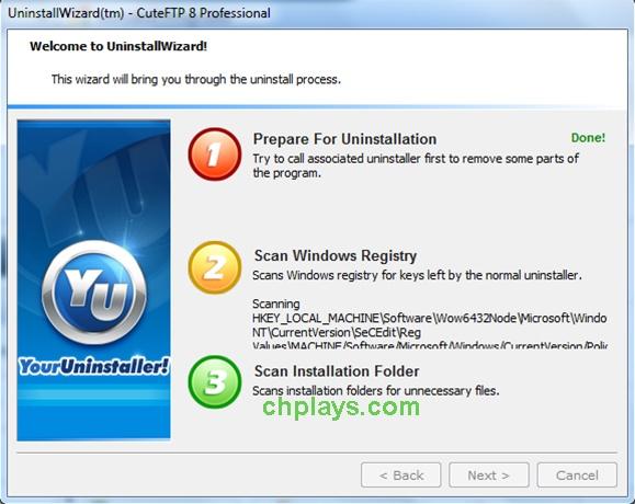 Cách sử dụng Your Uninstaller để gỡ ứng dụng đã cài đặt trên PC c