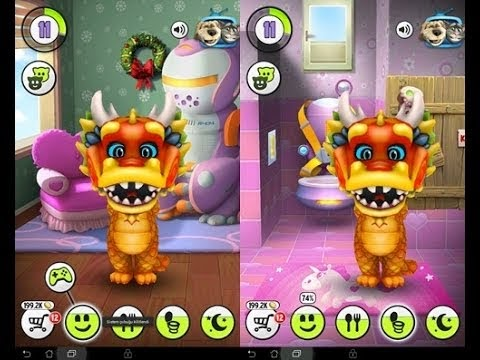 my talking tom cat free 2015