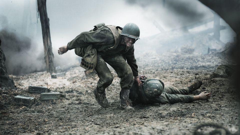 hacksaw ridge, film review, new film, war film, best war films, best films of 2016, what to watch, new film to see,