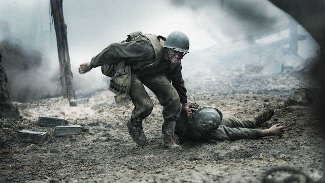 hacksaw ridge, film review, new film, war film, best war films, best films of 2016, what to watch, new film to see,