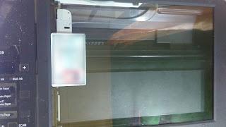 Cara fotocopy KTP Bolak Balik dengan benar di printer