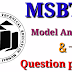 Msbte model answer 2018-2019 | Model answer I scheme | For all branches