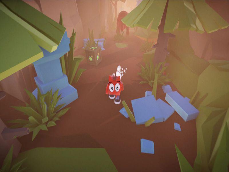 Babol the Walking Box PC Game Free Download