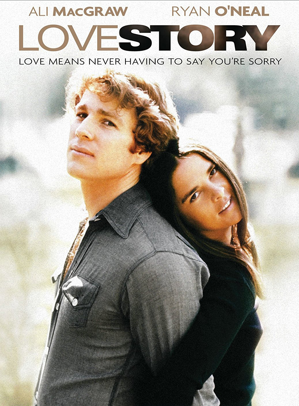 Love Story [1970] [DVD9] [PAL] [Español]