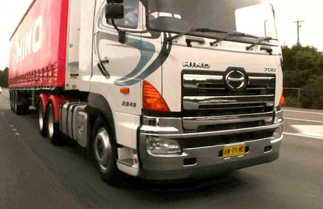 truk hino tronton modifikasi