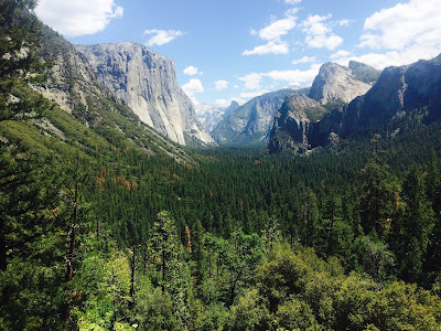 Yosemite Valley, San Francisco