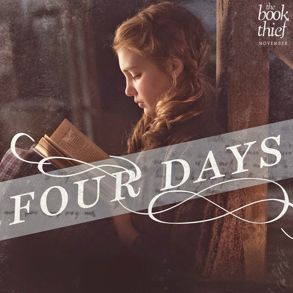 the book thief countdown four days