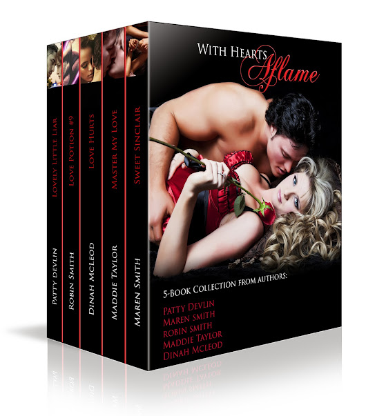 How Well Do You Know The With Hearts Aflame Authors? Take Our Survey and See