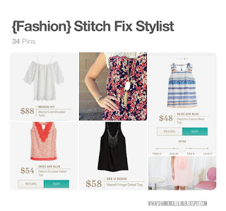 Stitch Fix Pinterest Stylist