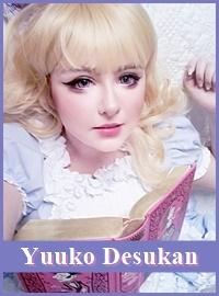 http://www.animeshoujo.com.br/2016/06/entrevista-yuuko-desukan.html