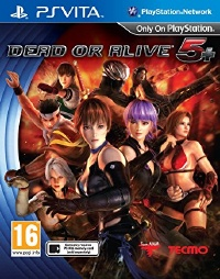 Dead or Alive 5 Plus - Download Game PSP PPSSPP PSVITA Free