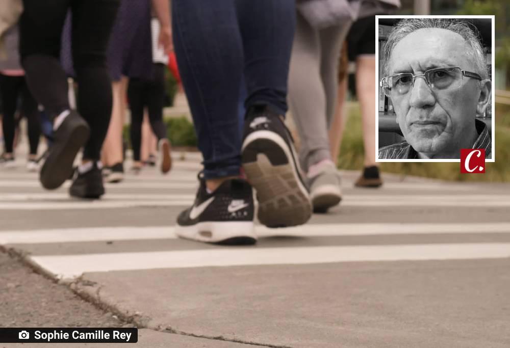 ambiente de leitura carlos romero cronica chico viana caminhada saude vaidade grupo encontro exibicionismo