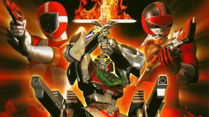 Mirai Sentai Timeranger vs GoGoFive Subtitle Indonesia