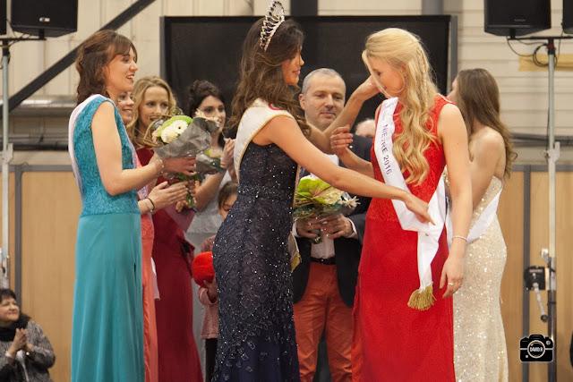 Ludivine Langlois - Miss Nièvre 2016