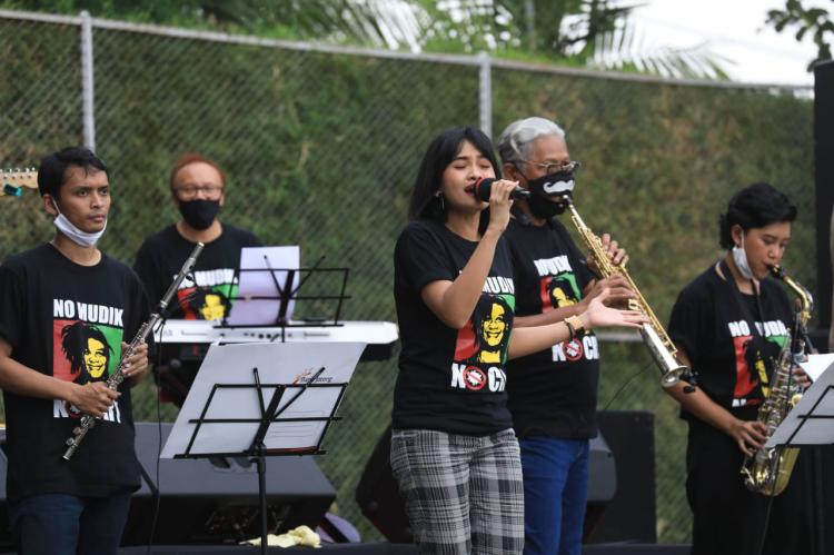 Panggung Kahanan Kumpulkan Donasi Rp 359 Juta Untuk Seniman di Jateng