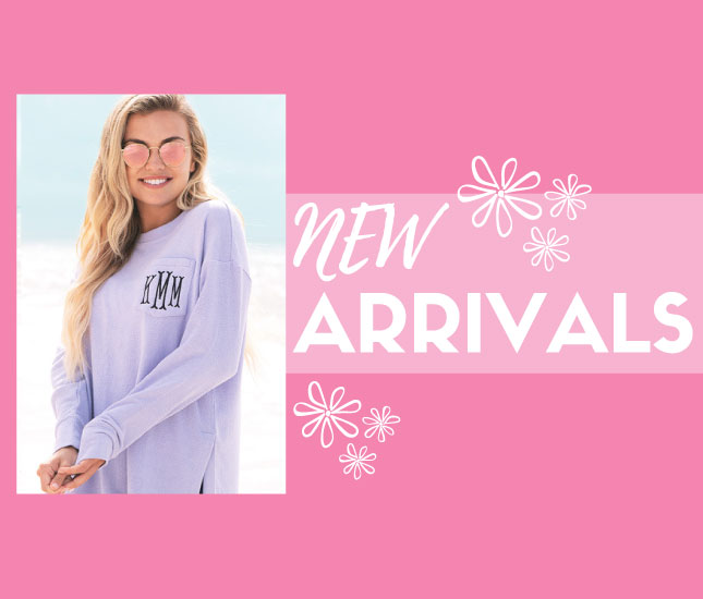 New Summer and Spring Arrivals from Marleylilly.com