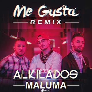 Alkilados Ft Maluma - Me Gusta (Remix)