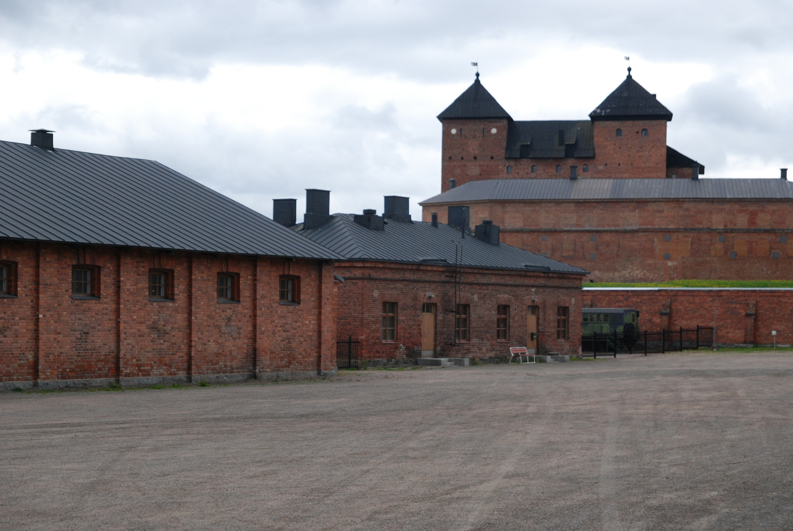 Hämeen linna | Romuako?