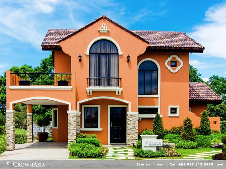 Ponticelli - Murano| Crown Asia Prime House for Sale in Daang Hari Bacoor Cavite