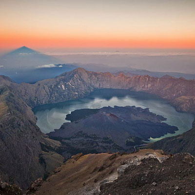 Mt. Rinjani Fact & History