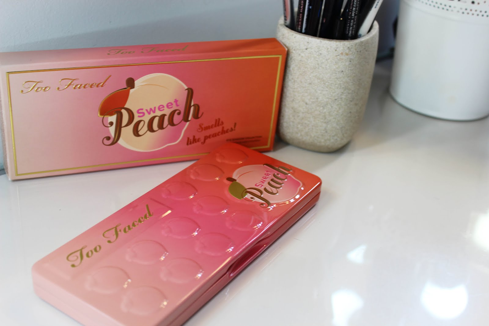 Too Faced: Paleta Sweet Peach