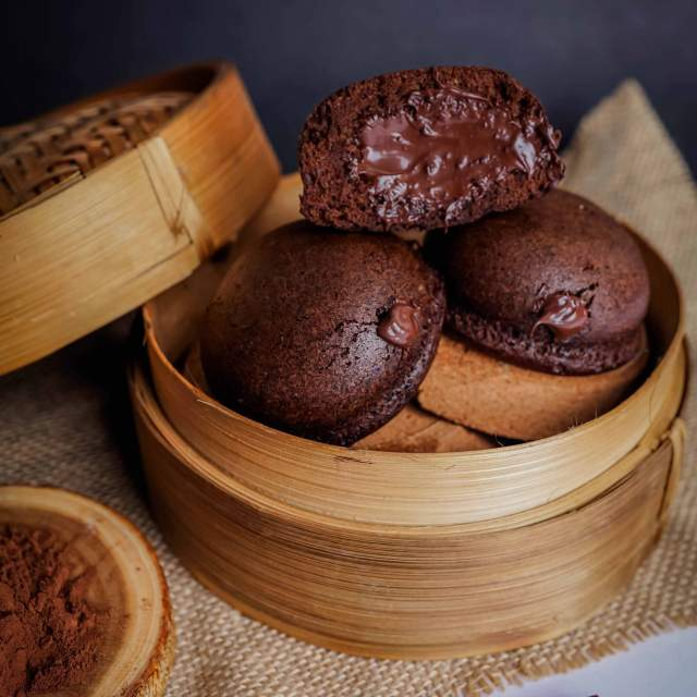 Pilihan Rasa Pia Kukus Made Bali Brownis Cokelat