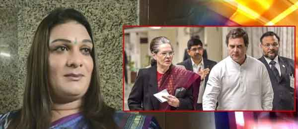News, National, India, Chennai, Politics, Political Party, Congress, AIADMK, Tamil Nadu Congress Sees Another Exit After Khushbu; Apsara Reddy Rejoins AIADMK
