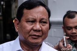 Menhan Prabowo Siap Turun Tangan Menangkan Hati Warga Papua