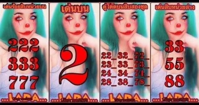 Thailand Lottery Bangkok VIP Tips Facebook Timeline 01 June 2020