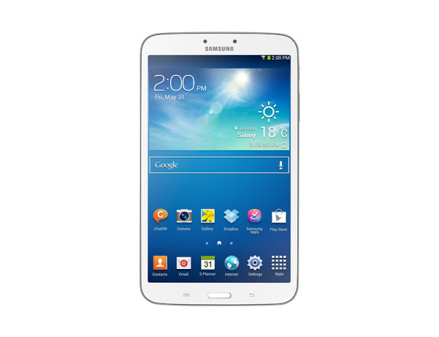 Samsung Galaxy Tab 3 8.0 Specifications - Inetversal